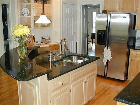 Small Kitchen Layout With Island Kitchen Islands Get Ideas For A Great Design