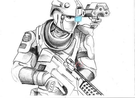 ghost recon coloring pages gr future soldier by maffish on deviantart