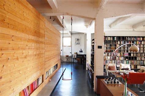 design milk loft a warehouse in brussels becomes a modern loft design milk