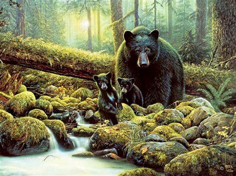 imagenes realistas de animales pinturas cuadros lienzos oleos animales salvajes