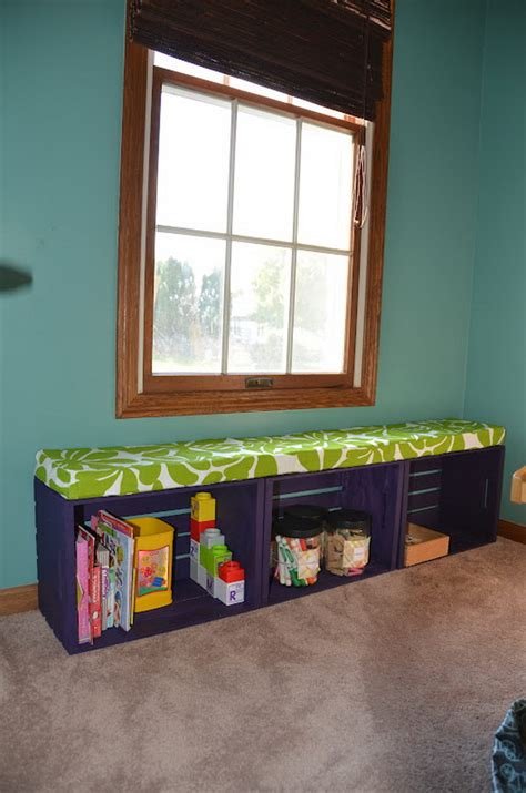 wood crate bench 35 diy wood crate projects with lots of tutorials noted list