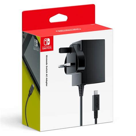 Adaptor Switch nintendo switch power adapter nintendo uk store