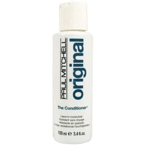 paul mitchell home paul mitchell the conditioner 100ml buy online mankind