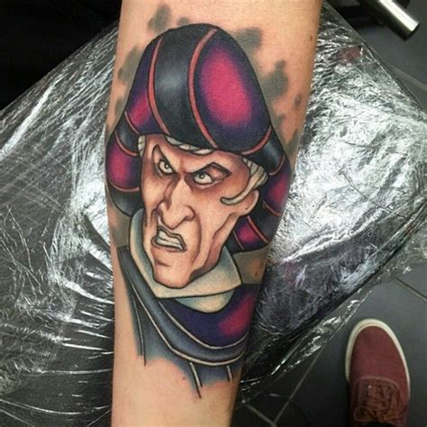 disney villain tattoo 21 tattoos that were inspired by classic disney