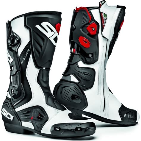 sidi motorcycle boots sidi roarr motorcycle boots race sport motorbike biker