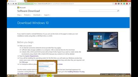 install windows 10 directly how to download and install windows 10 directly from
