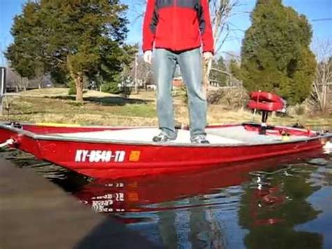 total boat skiff ebay jon boat decking project 3 8 plywood test youtube