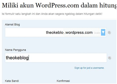 cara membuat wordpress fanfiction langkah langkah membuat wordpress elfiraaprilianti