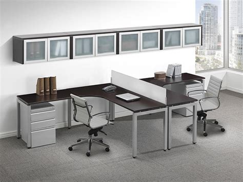 Computer Office T Shaped Desks For Two People T Shape Desk