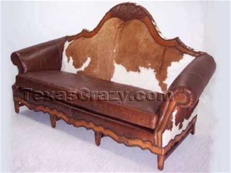 cowboy couch western leather sofa