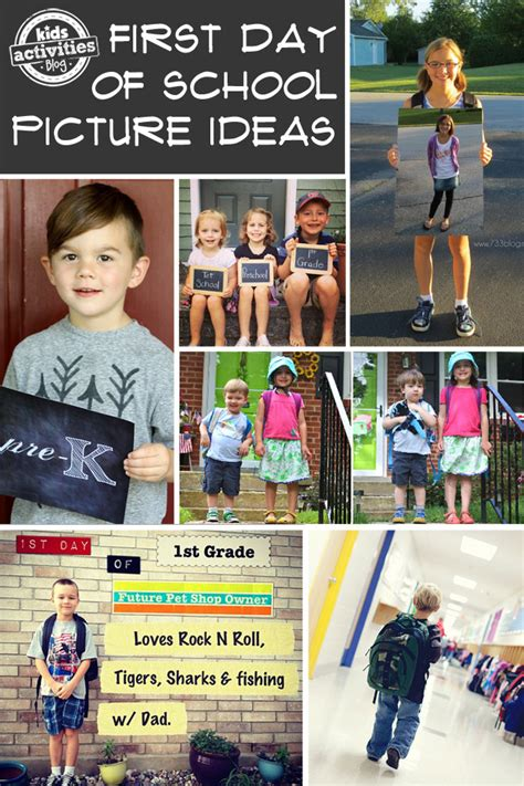 cute themes for school 15 ideas for adorable first day of school pictures