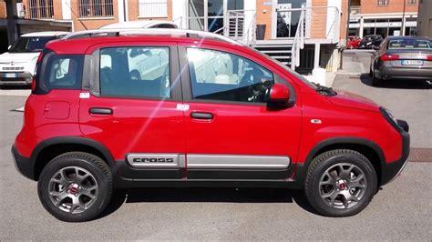 Fiat Panda Puts Osama Out Of Work by Autofossano Fiat Panda Cross Rossa