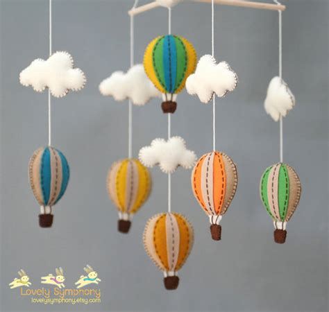 Crib Mobiles For by Vintage Baby Mobile Muted Colors Baby Crib Mobile Vintage