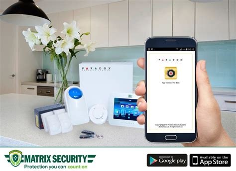 home security technology matrix security