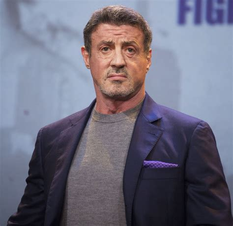 Sylvester Stallone Is In by Sylvester Stallone Picture 89 Press Conference For Rocky