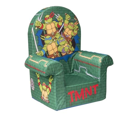 Tmnt Chair by Spin Master Marshmallow Furniture High Back Chair Tmnt