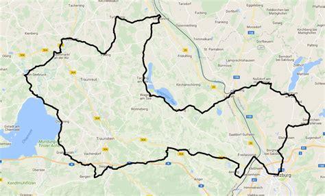 Motorradtouren In Slowenien by Salzburg Tour Alpen Motorrad