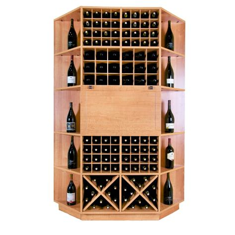 wine bottle table l 106 bottle wine rack table deluxe wine racks