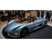 Koenigsegg Regera 1960s Style And 21st Century Tech Pictures  Page