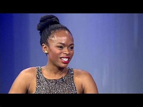 unathi hair styles unathi msengana on her new album youtube