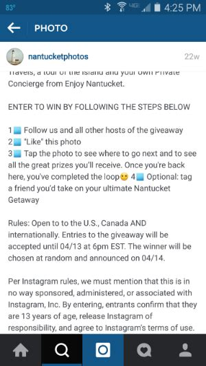 How To Set Up An Instagram Giveaway - everything you need to run a successful instagram contest
