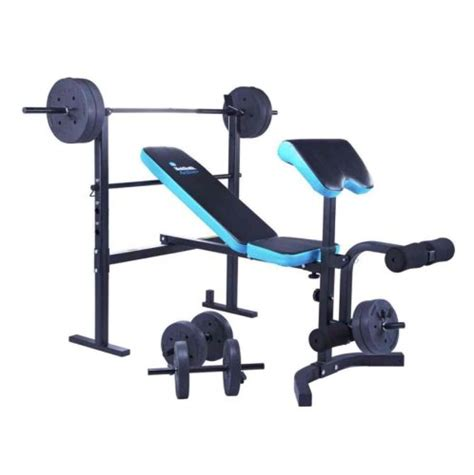 weight bench with 35 kg weights only 163 99 99 was 163 219 99