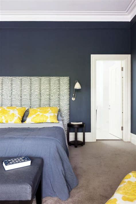 navy blue and yellow bedroom navy blue and yellow bedroom bedrooms