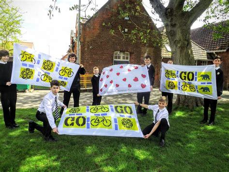 event design yorkshire student designs support tour de yorkshire beverley