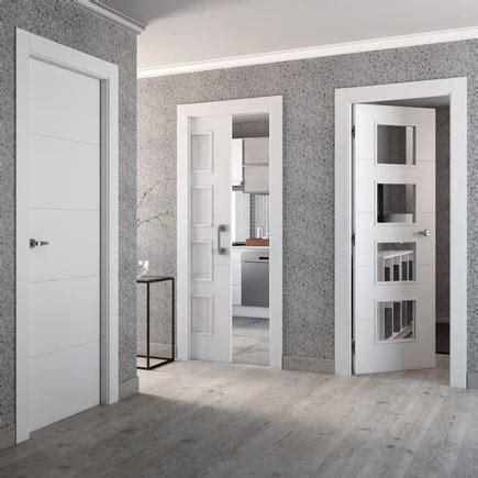 puertas blancas interior dise 241 os de puertas de interior 2018 blancas de madera
