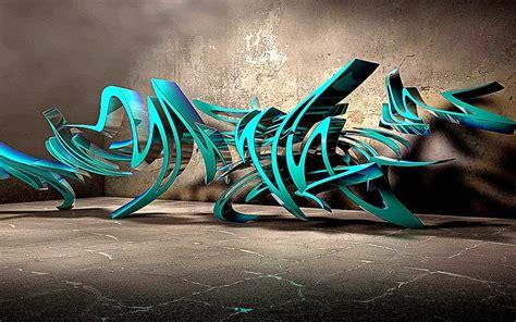 wallpaper graffiti blue rocket 3d graffiti dj wallpaper desktop all wallpapers