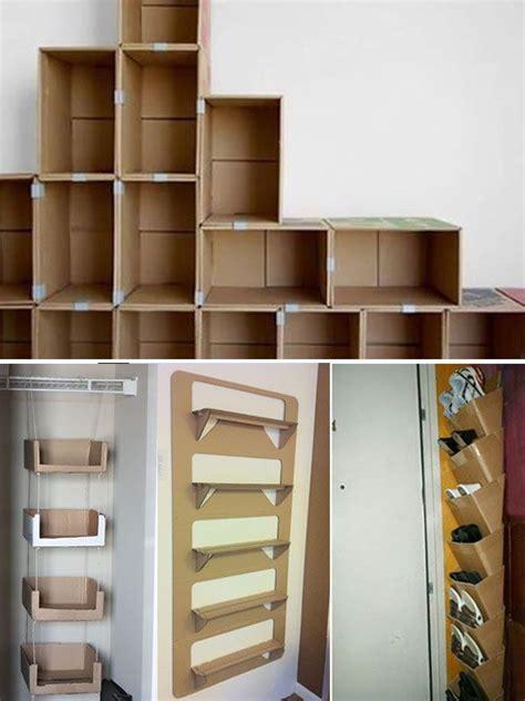 cara membuat lemari hias dari kardus 50 cara membuat kerajinan tangan dari kardus bekas