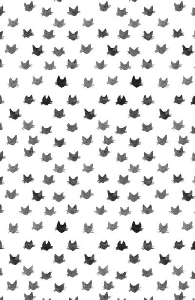 kitten pattern background cat via tumblr image 1100638 by nastty on favim com