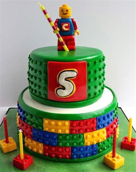 Tutorial For Lego Cake   cake blog lego cake tutorial