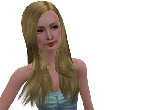 my sims 3 blog bi my sims 3 blog long straight wavy hair new mesh
