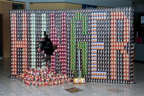 simple canstruction ideas rattlers sex and the second city return downtown