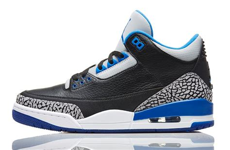 imagenes jordan retro 3 air jordan 3 retro quot sport blue quot official photos sbd