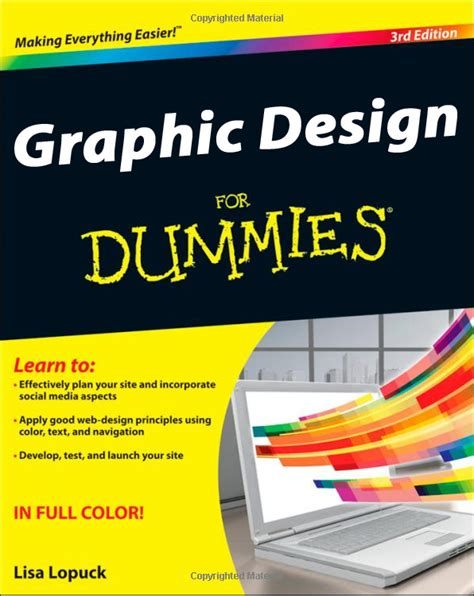 Graphics Design For Dummies | graphic design for dummies fish of gold