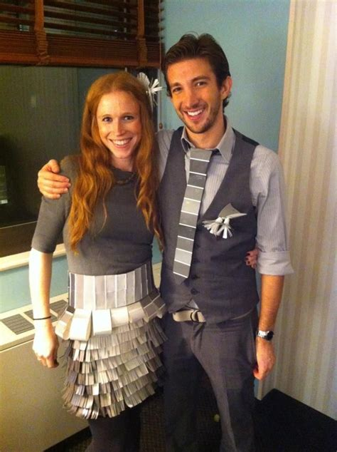 50 shades of grey couple costume clothesmonaut