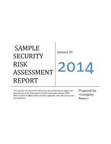 Meaningful Use Security Risk Analysis Template by Ehr Meaningful Use Security Risk Assessment Sle Document