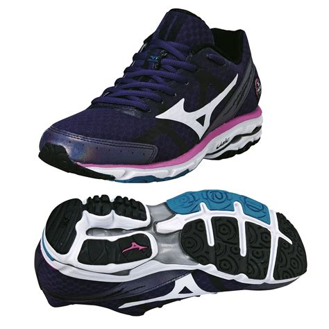 mizuno athletic shoes mizuno wave rider 17 running shoes sweatband