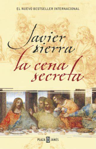libro la cena secreta la cena secreta p 250 blico libros