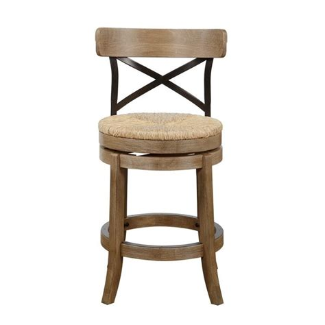 Wire Back Counter Stool by 24 Quot Counter Stool In Wire Brush 76924