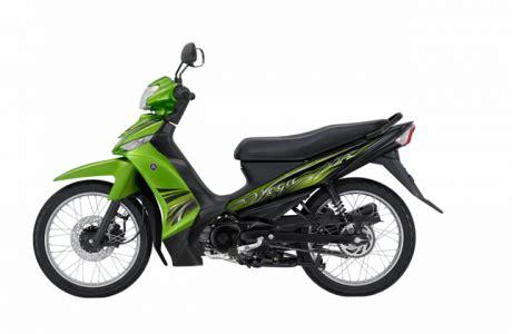 Striping Yamaha Zr 2010 Merahhtam zr 2011 auto motor sport 2012