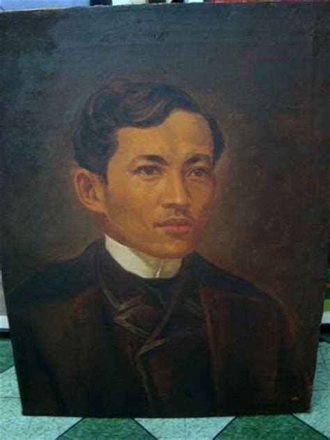 8 Paintings Of Rizal by A Fly And A Flea 130 Dr Jose P Rizal Portrait