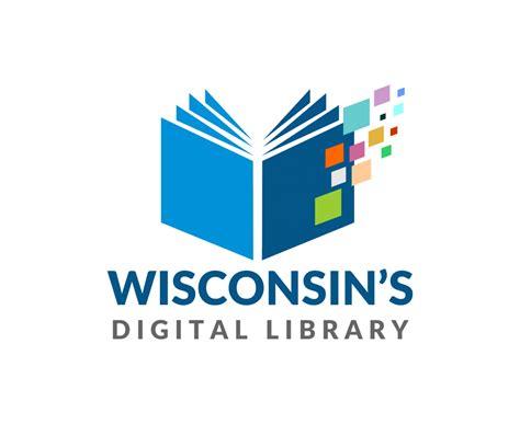 logo design library wisconsin s digital library logos wisconsin public