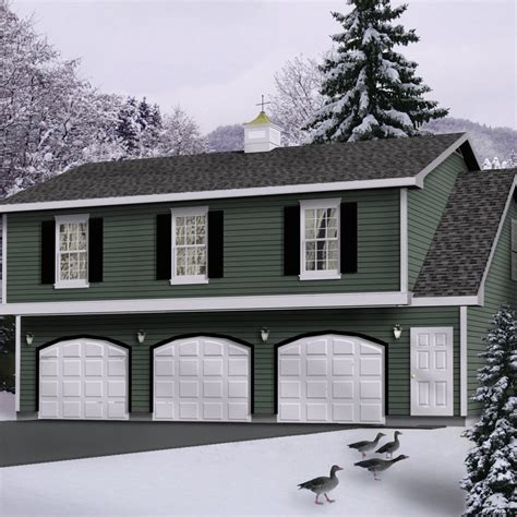 Cost To Build A Garage by Garage Apartment Plans For Those Who Need Space