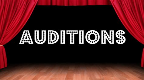 kids singing auditions in 2016 in your area auditions columbia center for theatrical arts