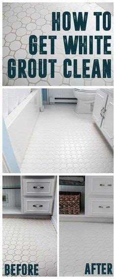 how to clean white grout on bathroom floor how to get white grout clean grout cleanses and clean