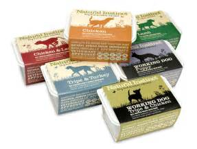 natural instinct pet food the dieline packaging amp branding design amp innovation news
