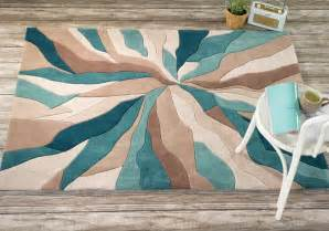 Large Modern Rugs Abstract Design Rug Large Modern Turquoise Home Furnishings Ideas